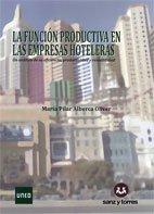 La función productiva en las empresas hoteleras