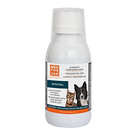 Menforsan Alimento Complementario Líquido para Perros Y Gatos con Problemas Intestinales 120 ml