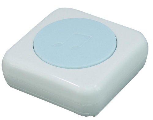 流れる水の音でトイレの音消しができる! スマイルキッズ トイレの音消しECOメロディー ATO-3201