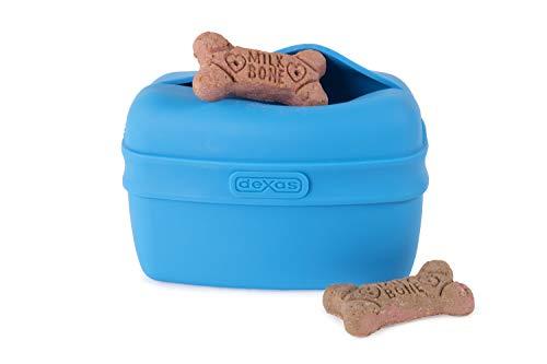 Best Buy! Dexas Pets Pooch Pouch Flexible Dog Treat/Training Treat Clip Pouch