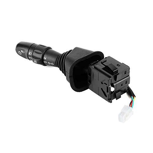 XIAO DIAO Control de dirección de la señal de Giro del automóvil Control del indicador de dirección 96387324 Compatible para Chevrolet Nubira Accesorios para automóviles