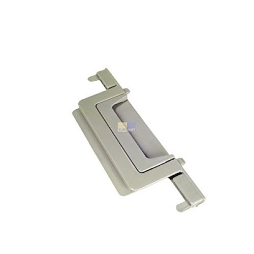 ORIGINAL Fettfiltergriff grau Fettfilter Metall Griff Dunstabzugshaube Electrolux AEG 5026253400