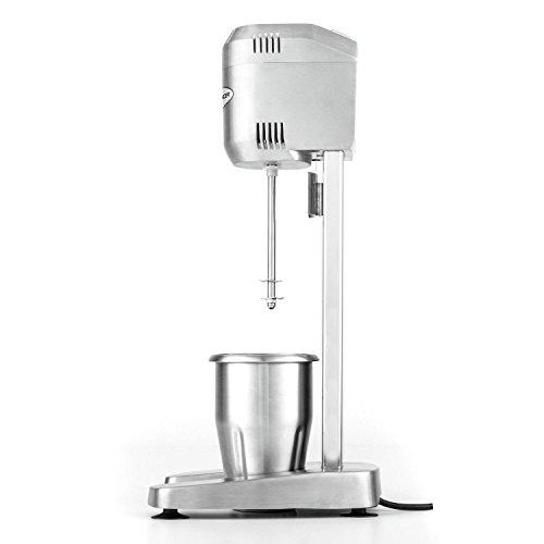 oneConcept DM-B – Drink Mixer, Drink Blender, Mini Stand Mixer, Milkshake Maker, 400 Watts, Up to 16,000 Revolutions per…