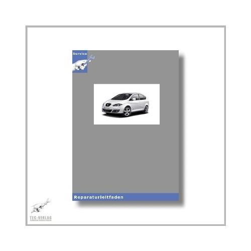 Seat Altea XL Typ 5P5 (06>) Heizung und Klimaanlage - Reparaturleitfaden