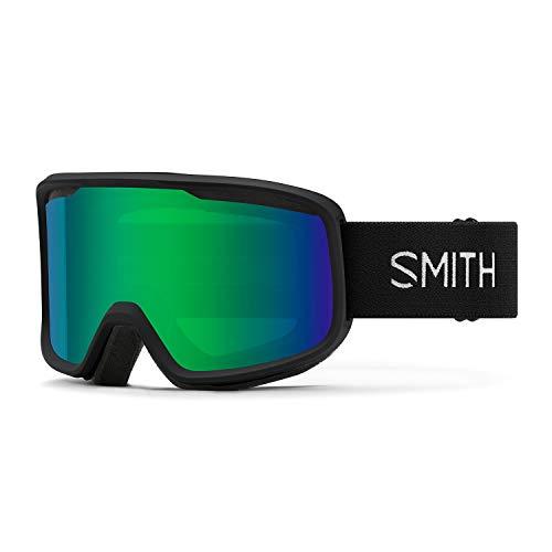 Smith Frontier Skibrille für Herren, Herren, M00429, Schwarz, M