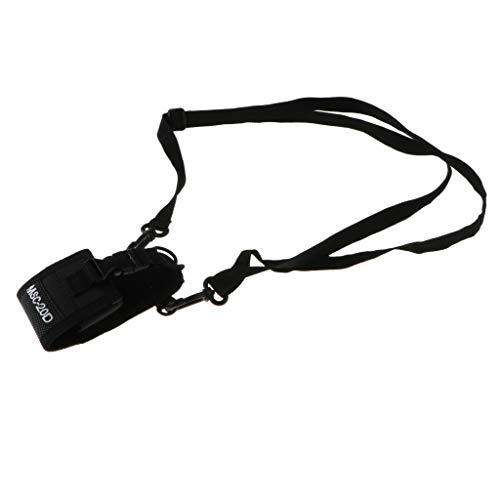 Gazechimp Pochette Multifonctions en Nylon MSC-20D, étui pour Talkie-walkie Radio à