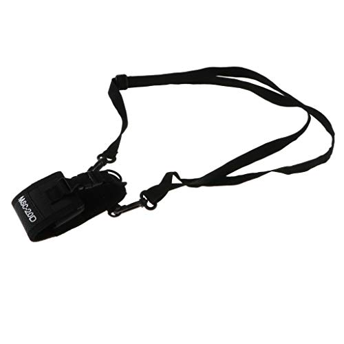 Gazechimp Pochette Multifonctions en Nylon MSC-20D, étui pour Talkie-walkie Radio à