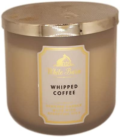 Bath and Body Works White Barn - Candle 5 ☆ very popular w Latest item Essential Oils 3-Wick