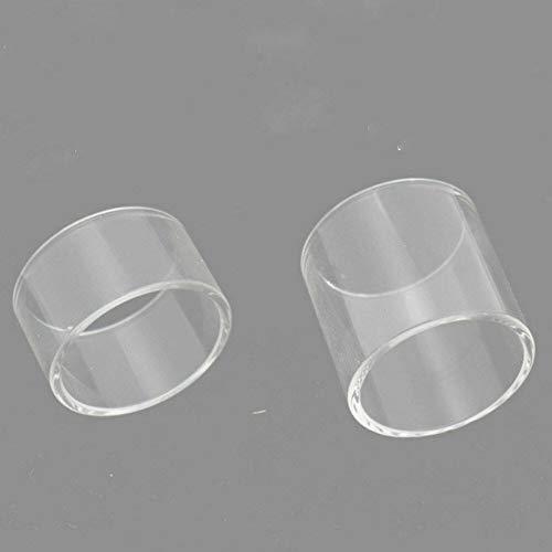 Qingtian-ceg 5pcs Ersatzglasbehälter for Smok Micro TFV4 2.5ml / 3.5ml / 5ml / Plus (Frei von Tabak und Nikotin) (Farbe : for Micro TFV4 5ml, Größe : 5pcs)