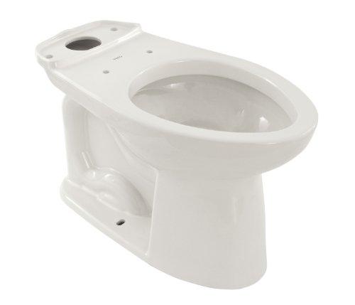 TOTO C744EL#01 Drake ADA Compliant Elongated Bowl, Cotton White