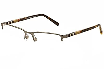 Eyeglasses Burberry BE 1282 1008 BRUSHED GUNMETAL