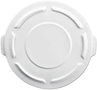 Rubbermaid FG260900 Brute White Lid for 2610 Container