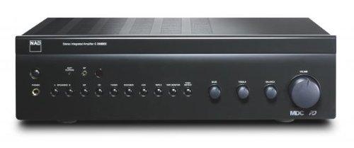 NAD C356BEE.Canali di uscita audio:2.0 canali. Classe dell'amplificatore:A. DHT Distorsione armonica totale:0,009%.Tipo di collegamento degli altoparlanti:Morsettiera. Spinotto di connessione:3,5 mm.Frequenza d'ingresso CA:50 Hz. Consumo elettrico (i...