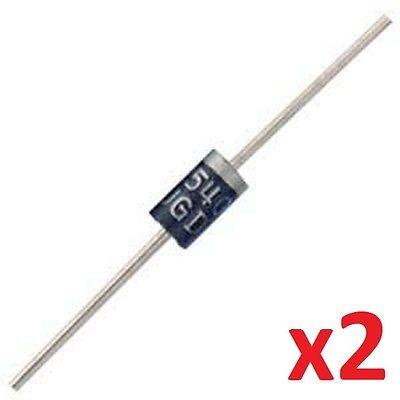 DeLonghi 2 x Diode Mini-four by399 FCI 3 à/800 X19 W91 RO150 o190 95 FL