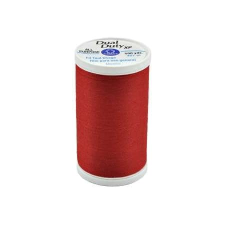 Coats S930-0100 Dual Duty XP General Purpose Thread 500yd-White 3Pk