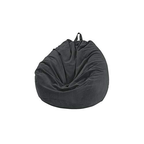Amusingtao Stofftier-Sitzsack (ohne Bohnen) für Kinder und Erwachsene. Weicher Premium-Kordsamt, füllbarer Sitzsack zur Organisation von Kindern, Plüschtieren oder Memory-Schaum