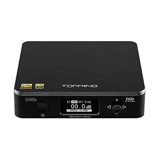 Supporta i DSD512 (nativi) e PCM32bit / 768KHz più alti Trasmissione LDAC Bluetooth 5.0 THD + N a partire da 0,00025%, SIAND fino a 112 dB. XMOS XU208 e unità personalizzata OPA 162 SoundPlus e LME4972 Amplificatore operazionale audio ad alte prestaz...