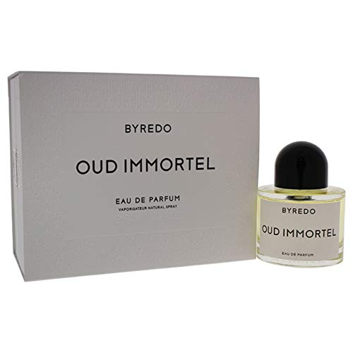 BYREDO Oud Immortel EDP 50 ml, 1er Pack (1 x 50 ml)