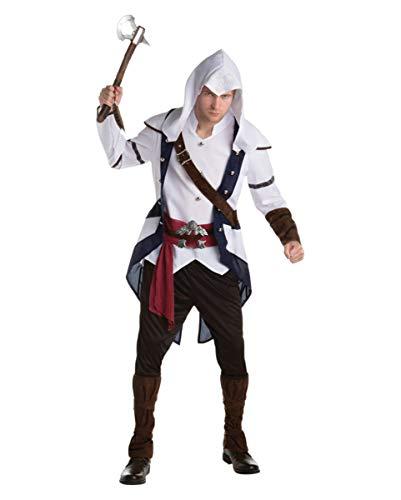 Horror-Shop Disfraz De Assassins Creed Connor L