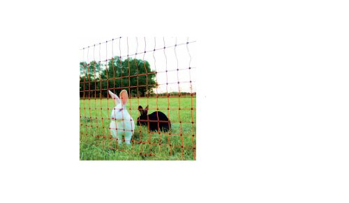 Kleintier- & Wildschutznetz, Kaninchennetz 65 cm x 50 m