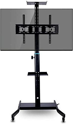 N/Z Home Equipment TV Rack Stand Wall Bracket Movable Cart TV Stand for 32 60 Inch Plasma/LCD/LED TV Mount Stands TV Rack