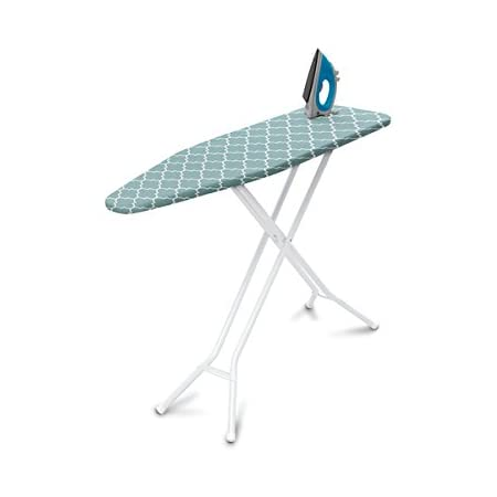 SQER Ironing Board Cover,with Patterns of Beautiful Natural Landscape Heat-Resistant Insulation Cover to Protect Your Ironing Board,Size 19x50 inch