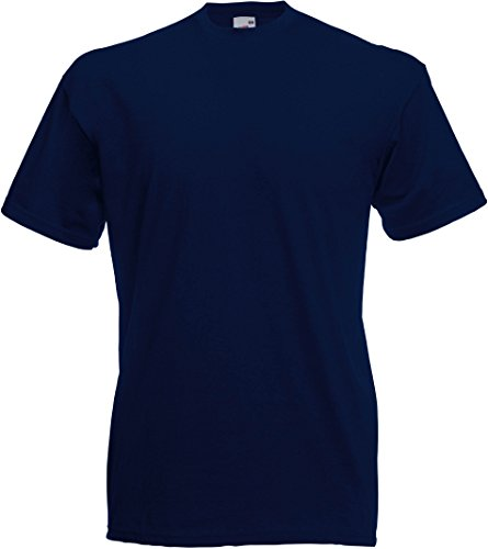 Fruit of the Loom Valueweight T-Shirt DeepNavy XL