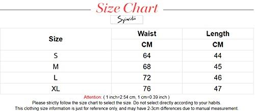 ShFhhwrl Pantalones Cortos Sencillos cómodos y suavesPantalones Cortos para Mujeres Pantalones Cortos De Mezclilla De Cintura Alta para Muj