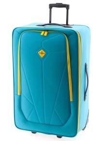 Pocket de John Travel, Maleta de viaje dos ruedas (grande, 75 cm)
