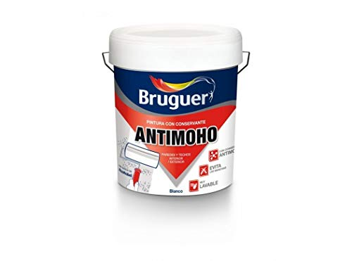 BRUGUER - Antimoho Pintura Bruguer 4 L