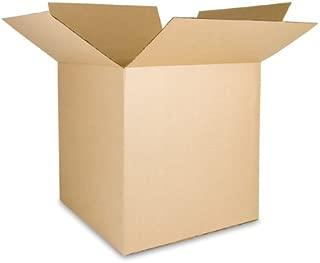 EcoBox 36 x 36 Inches Corrugated Shipping/Moving Box Carton (E2294)