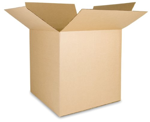 EcoBox 36 x 36 x 36 Inches Corrugated Shipping/Moving Box Carton (E2294)