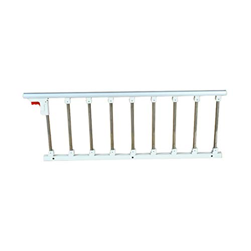 120cm Bed Hek, Assist Handle Balustrade Bed Side Rail for volwassenen kamer Grab Rail Best Gift for ouders Ouderen in Rehabilitatie (Size : 120 * 45CM)