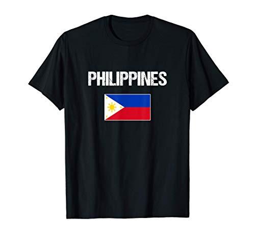 Philippines T-shirt Filipino Flag - For Men/Women/Youth/Kids T-Shirt