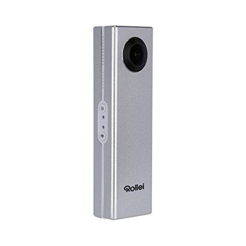 Rollei 360 Grad Kamera mit 2 Objektiven - 3