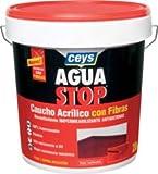 AGUASTOP CEYS - Antigoteras Caucho Rojo Aguastop Ceys 5 Kg