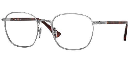 Persol Gafas de Vista PO 2476V Gunmetal 52/20/145 unisex