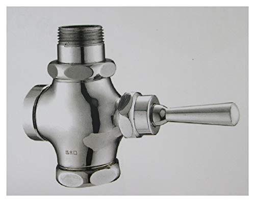 Grifo de la caza del urinario Válvula de descarga de presión de la mano de la mano All-Cobre, la válvula de retardo automático de la válvula de cierre de la válvula de cucline Válvula de agua automáti