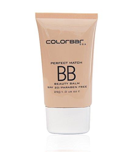Colorbar Perfect Match Beauty Balm Crème, White Light, 29g