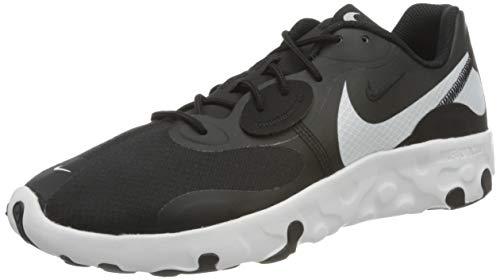 Nike Renew Lucent II, Scarpe da Corsa Uomo, Black/White, 42.5 EU