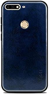 Huawei Honor 7C Mofi Shockproof Case Cover - Blue
