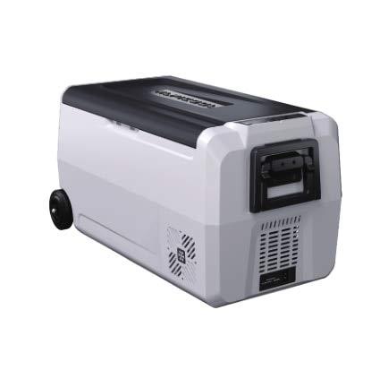 GNLIAN HUAHUA refrigerador 36/50 / 60L AC DC12 / 24V Auto Portátil Camping Picnic al Aire Libre RV Viajar Hogar Refrigerador Congelador Congelador Caja Mini Frigorífico (Color Name : 36Liters)