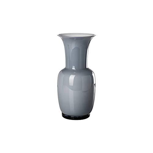 VENINI Vase Opalino 706.22 UV INT LA UVA und Milch
