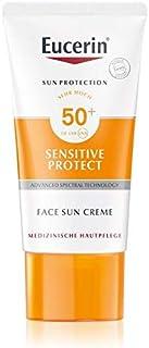 Eucerin Sun Sensitive Protect Face Cream SPF 50+ 50ml Crema facial