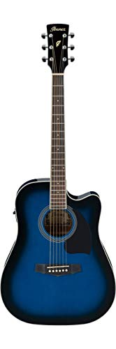 Ibanez PF15ECE-TBS Acoustic-electric Gitar