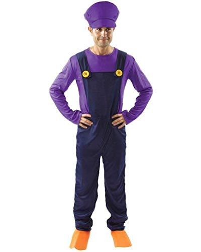 Bad Plumber's Mate Costume