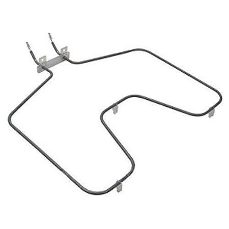 Range Oven Bake Heating Element Exact fit for General Electric JBS07H2WW, General Electric J2B915SEH1SS, General Electric JBS03C1WH, General Electric RB800BJ3BB, General Electric J2B915CEH1CC