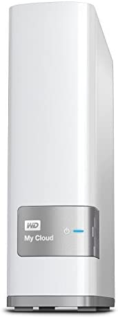 My Cloud NAS 2TB GBE 10 100 product image