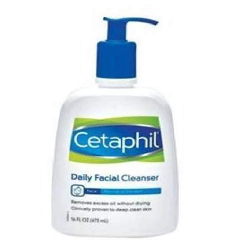 Cetaphil Facial Cleanser for Normal to Oily Skin