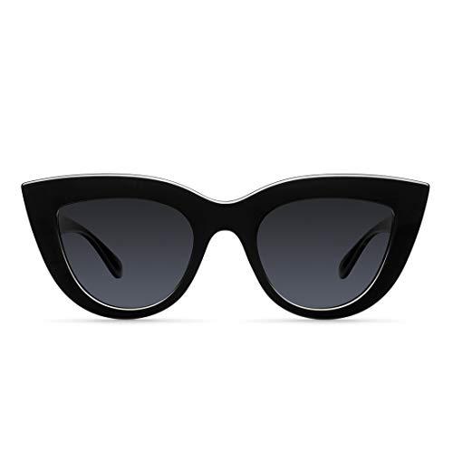 Meller Karoo All Black - UV400 Polarisiert Unisex Sonnenbrillen